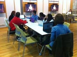 Az online nyelvtanulás népszerű módszer