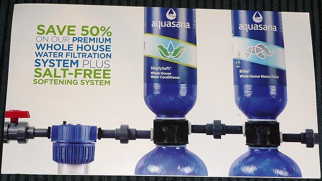 Kelendő eszköz a víztisztító berendezés
