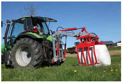 Fliegl mezőgazdasági gépek